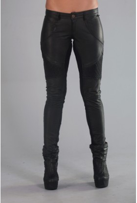 EMEUTE LEATHER PANTS
