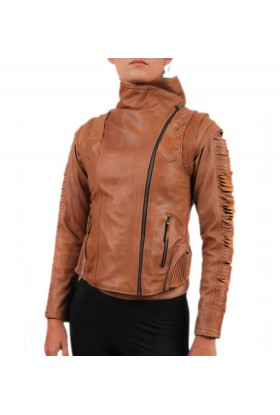 MEDUSA LEATHER JACKET